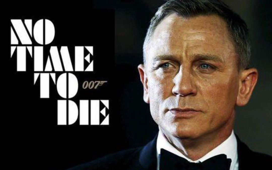Film Fundraiser Evening: 'No Time To Die'